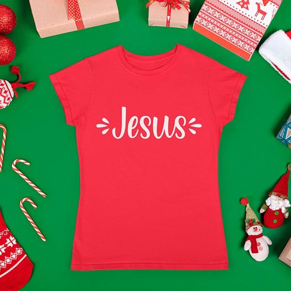 Camiseta BabyLook Natal - CA1092