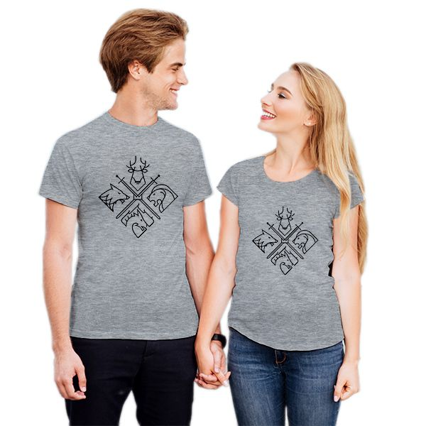 Camiseta Casal Game Of Thrones CA0830