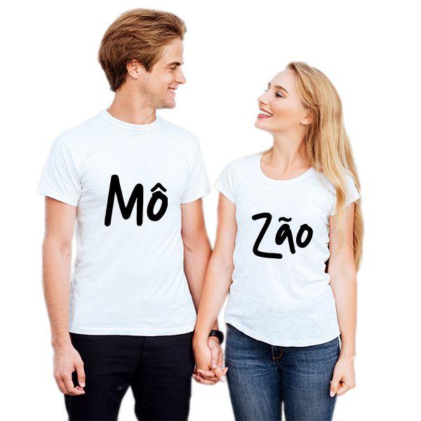 Camiseta Casal Mozão CA0836