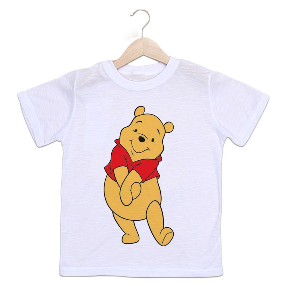 fb68cd88b Camiseta Infantil Ursinho Pooh - Empório Camiseteria