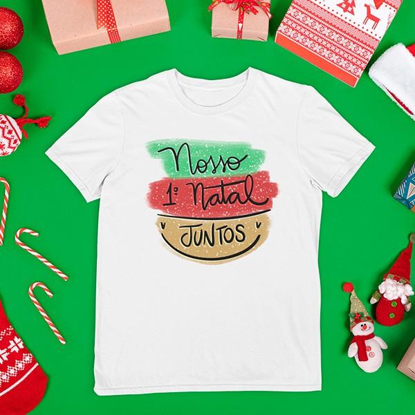 Camiseta Natal - CA1094
