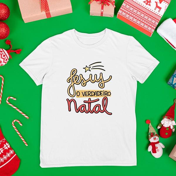 Camiseta Natal - CA1097