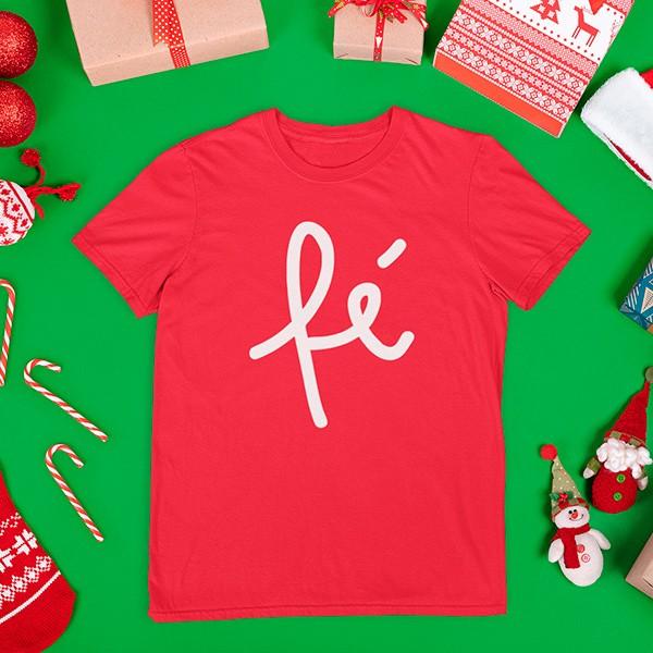 Camiseta Natal - CA1100