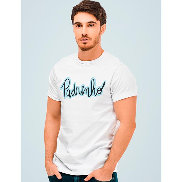Camiseta Padrinho - CA1263