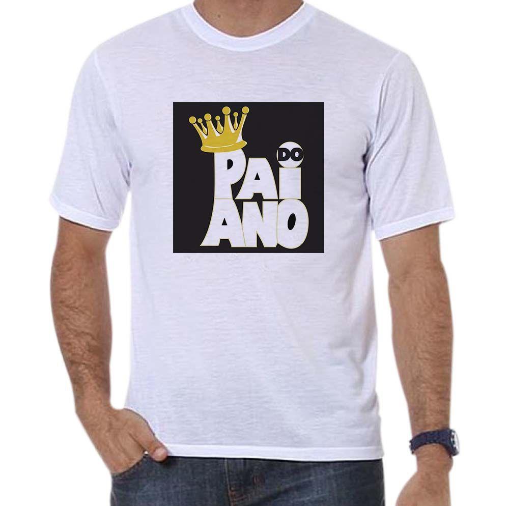 3780a9bff0 Camiseta Pai do Ano - Empório Camiseteria