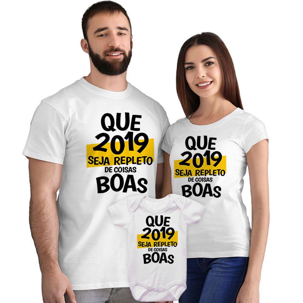 Camisetas e Body Meu Primeiro Ano Novo FN0055