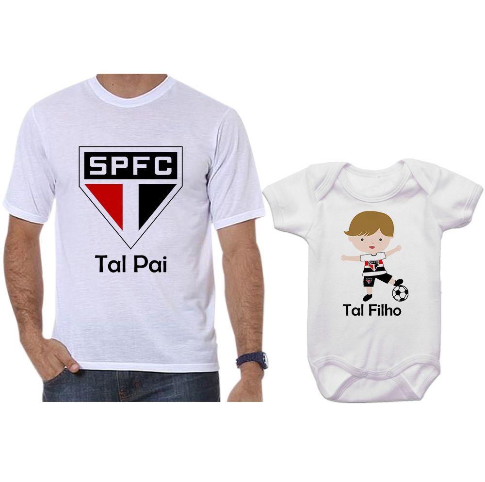 Camisetas e Body Tal Pai Tal Filho São Paulo