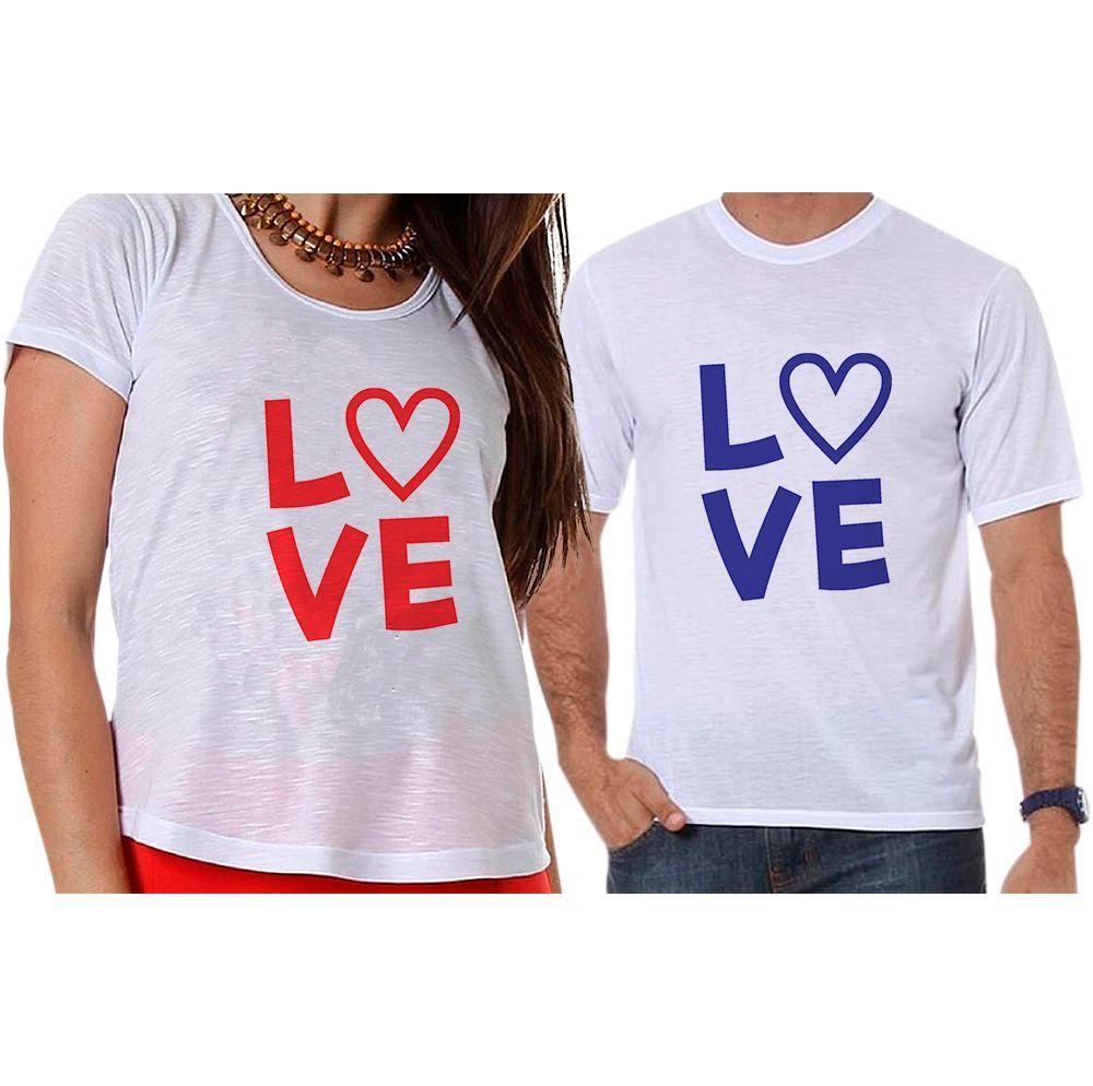Camisetas Love
