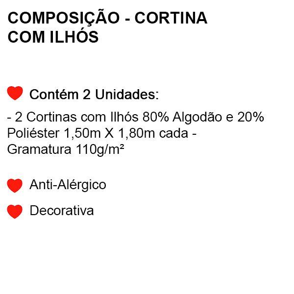 Cortina Os Vingadores - 2 Peça - FR0989