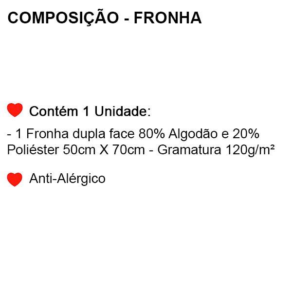 Fronha Avulsa Barbie Unicórnio - 1 Peça - FR0980