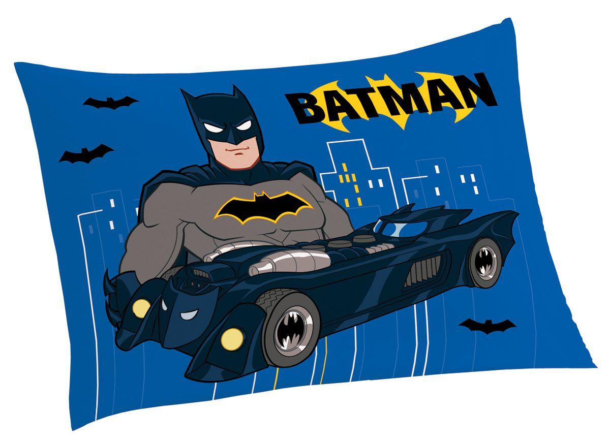 Fronha Avulsa Batman - 1 Peça - FR0981
