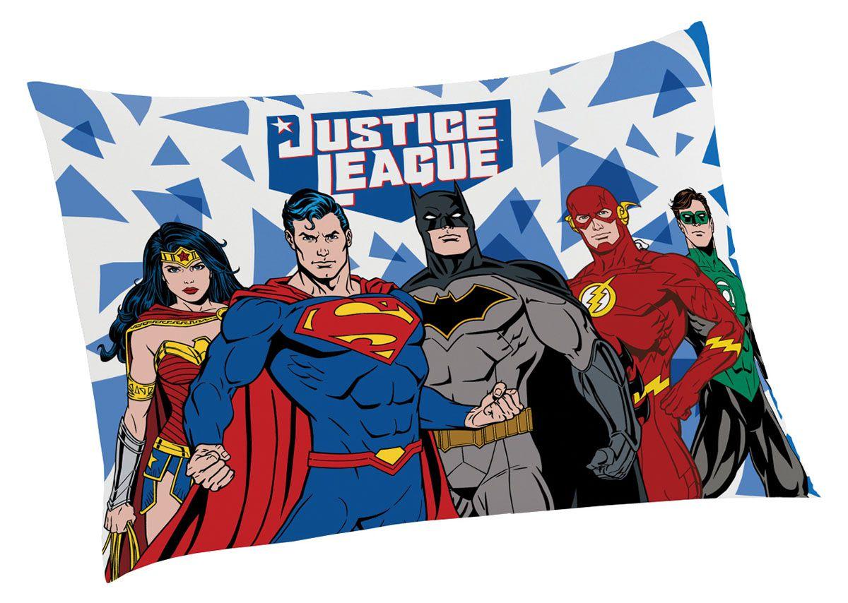 Fronha Avulsa Liga da Justiça - 1 Peça - FR0976