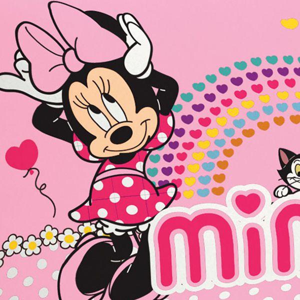 Fronha Avulsa Minnie - 1 Peça - FR0975