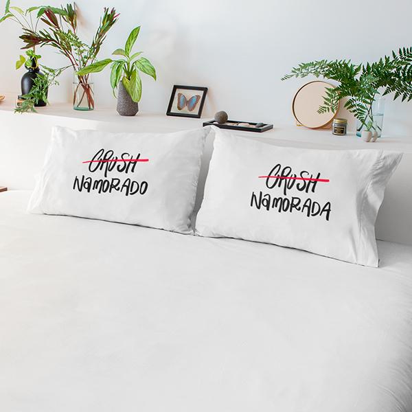 Fronhas Casal Namorados - CA1350