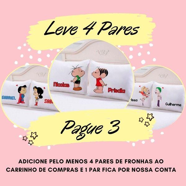 Fronhas Personalizadas Amor de Vovô e Vovó FR1126
