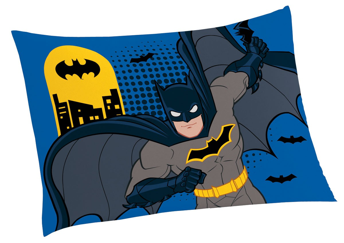 Jogo de Cama Casal Batman 3 Peças FR1049