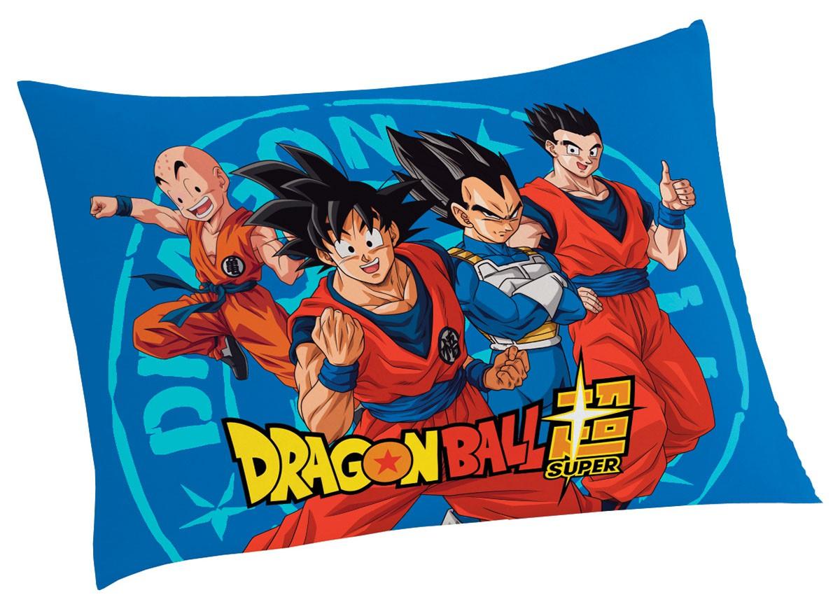 Jogo de Cama Casal Dragon Ball 3 Peças FR1050