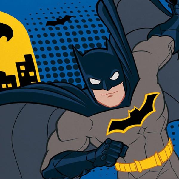 Jogo de Cama Solteiro Batman - 2 Peças FR1054