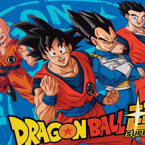 Jogo de Cama Solteiro Dragon Ball - 2 Peças FR1055