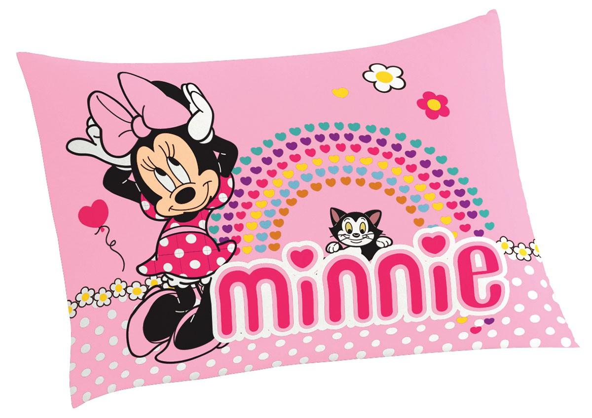 Jogo de Cama Solteiro Minnie - 3 Peças - FR1074