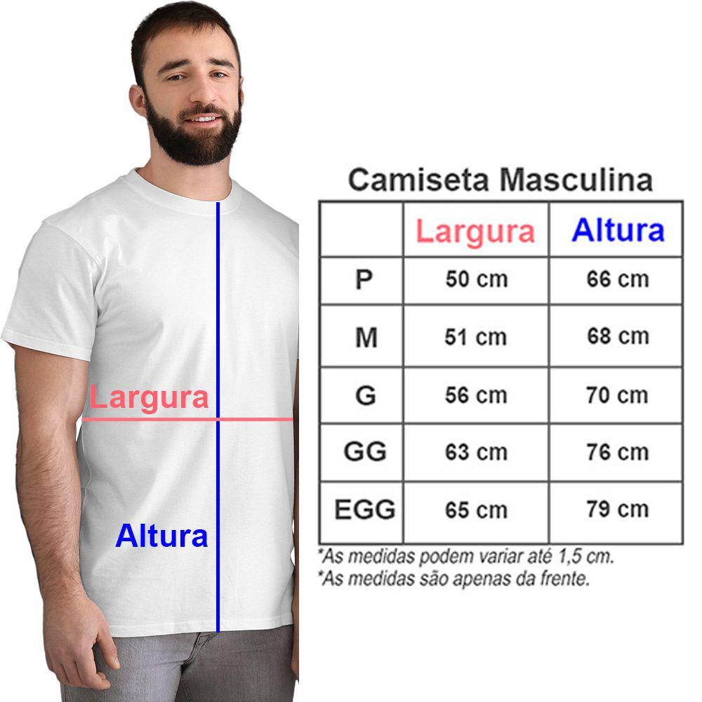 Kit Camiseta e Body Tal Pai Tal Filho Big Man CA0744
