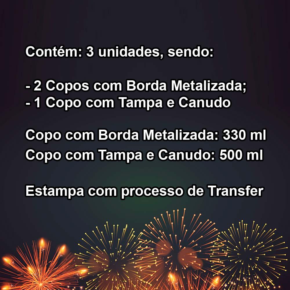 Kit Copos Ano Novo CO0006