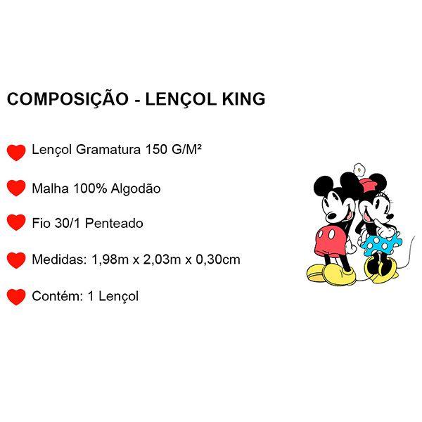 Lençol King