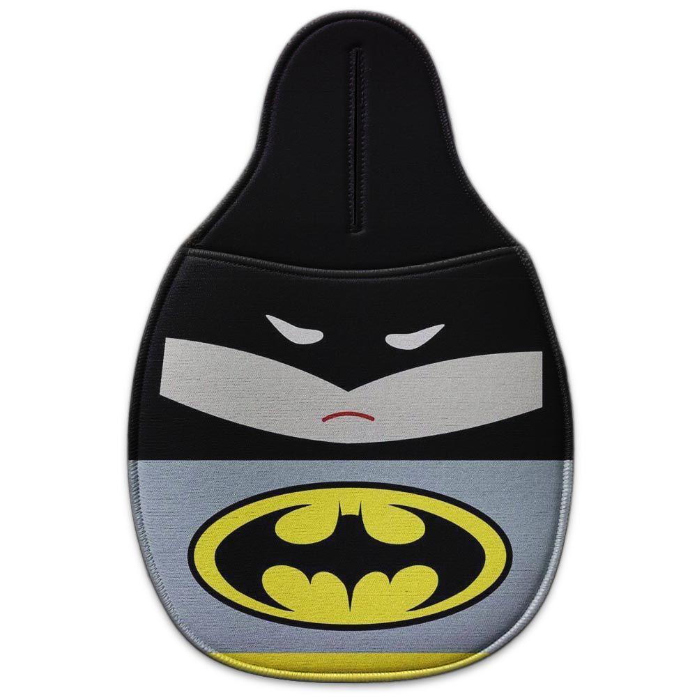 Lixeira Para Carro Batman Liga da justiça