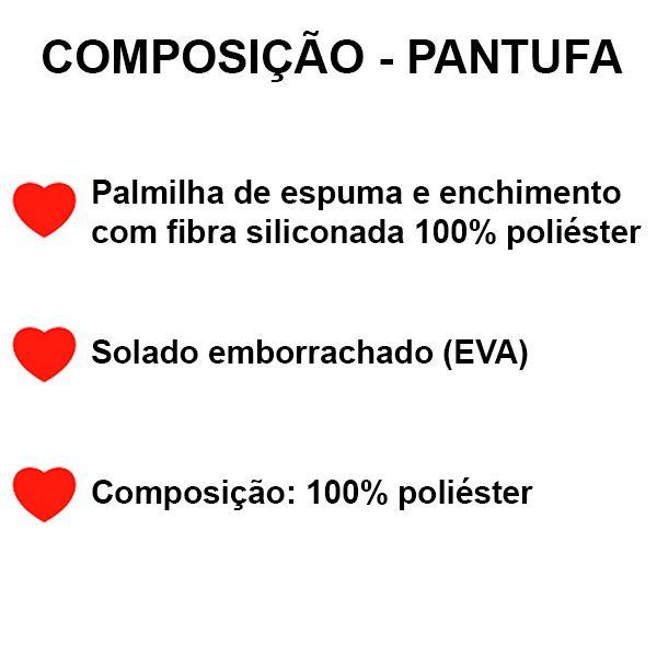Pantufa Cão Soneca