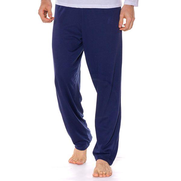 Pijama Adulto Manga Longa Capitão América
