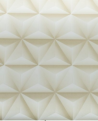 Papel Adesivo Decorado Contact Geometrico 3d - 45 Cm X 10 Ms