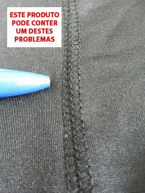 [OUTLET] Blusa Segunda Pele HIGH BIO Feminina