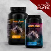 Kit Power Nutri Cavalo Atleta 3kg + Power Nutri Cavalo Manutenção 1kg