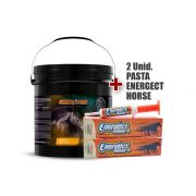 Kit Power Nutri Cavalo Atleta 5kg + 2 pasta Energect Horse