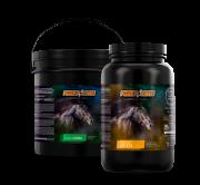 Kit Power Nutri Cavalo Doma 5kg + Power Nutri Cavalo Atleta 3kg