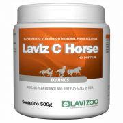 Laviz C Horse 500gr - Lavizoo ( Vitamina C em Pó )