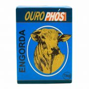 Ourophós Engorda - / Promotor Bacitracina De Zinco