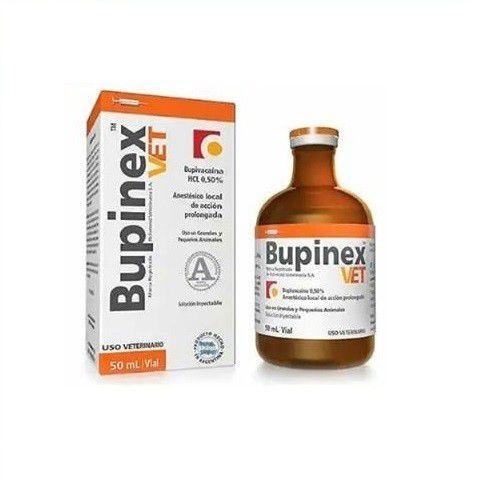 Anestésico BUPINEX VET - 50 ML ( Bupivacaína )