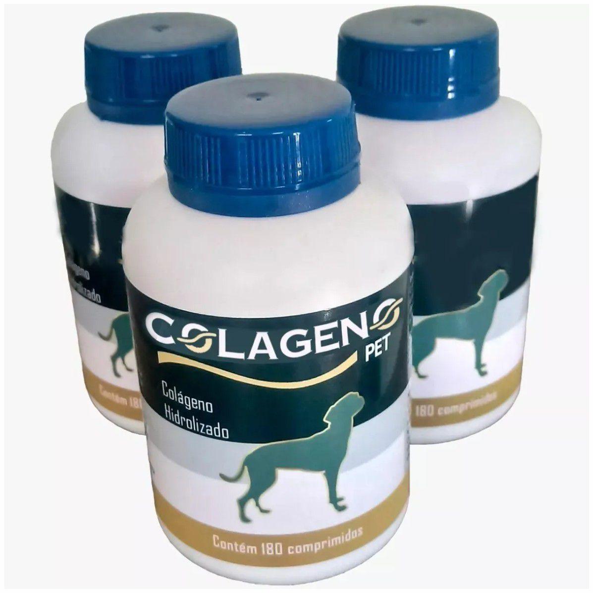 Colágeno Artrogen Pet 180 Comprimidos - Univittá