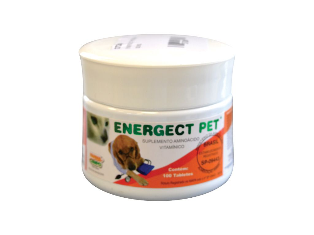 Energect Pet - 100 Snacks