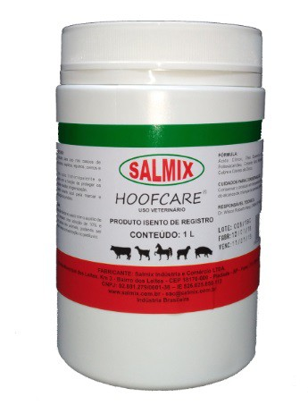 HoofCare® - hidrorrepelente e impermeabilizante de cascos - 1litro