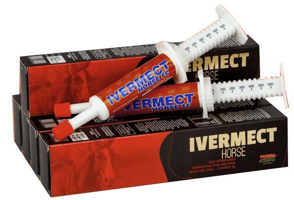 Ivermect Horse 9g