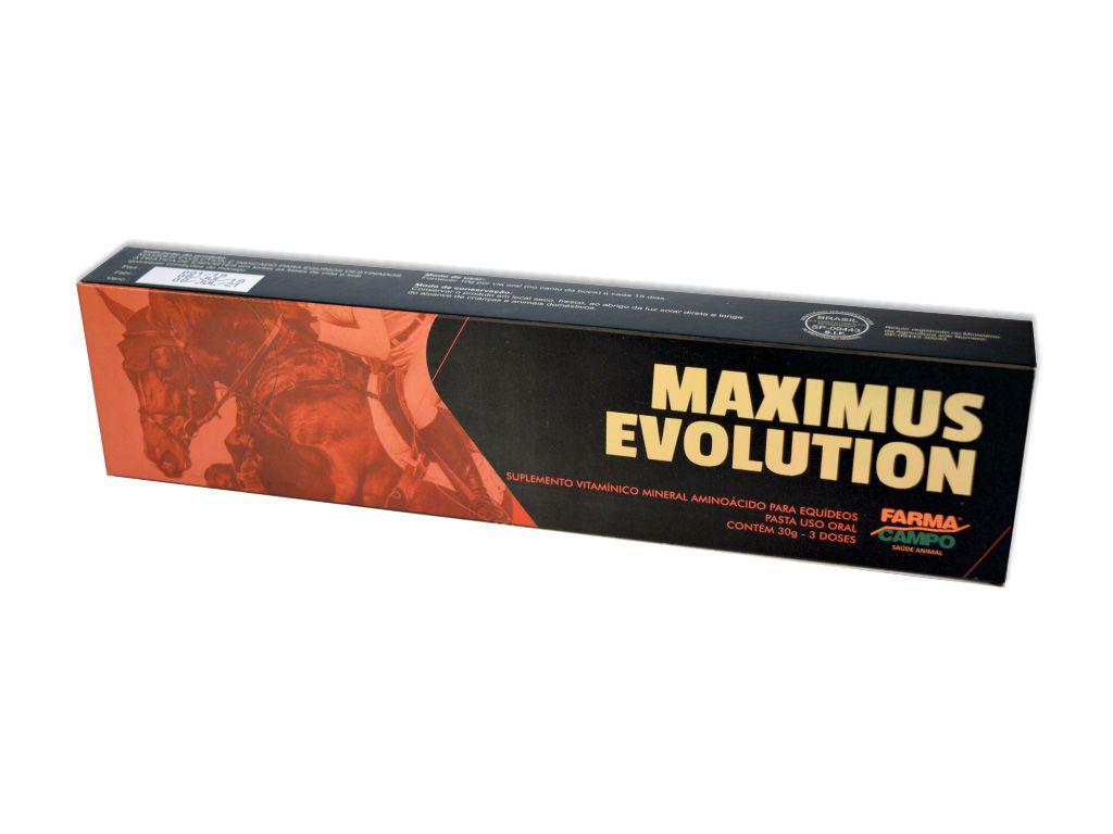 MAXIMUS EVOLUTION ORAL 30g