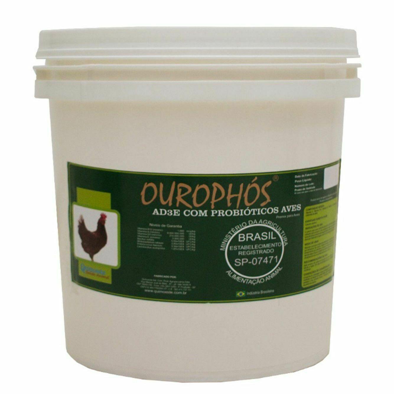 Ourophós AD3E Aves - c/ Probióticos
