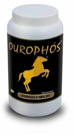 Ourophos Burros e Mulas
