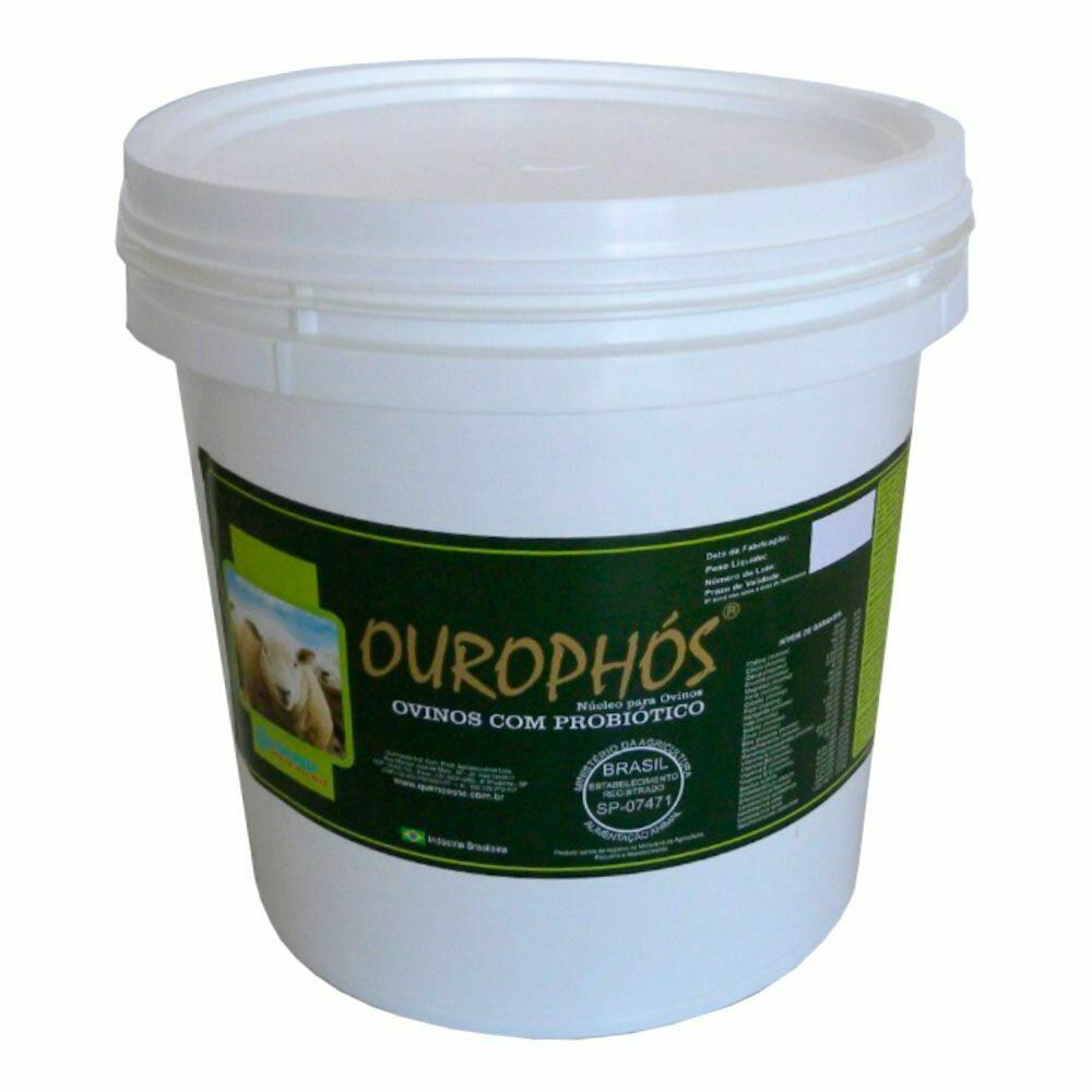 Ourophos Ovino com Probiótico