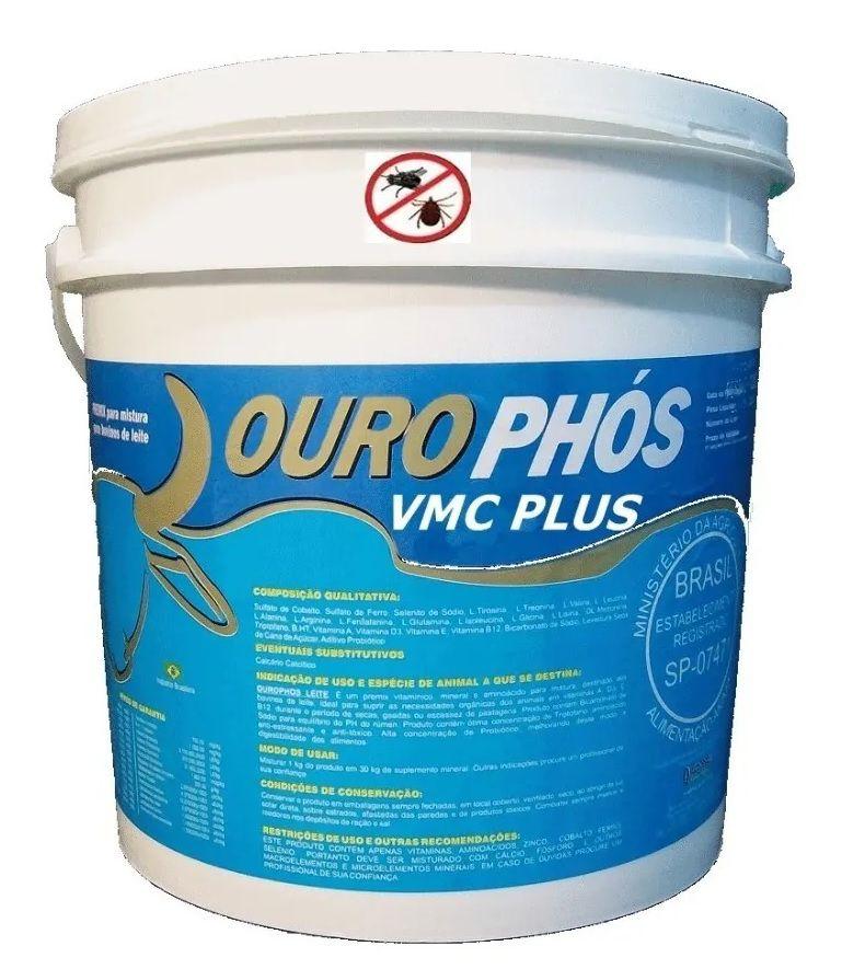 Ourophos VMC Plus - Vermes, Moscas e Carrapatos