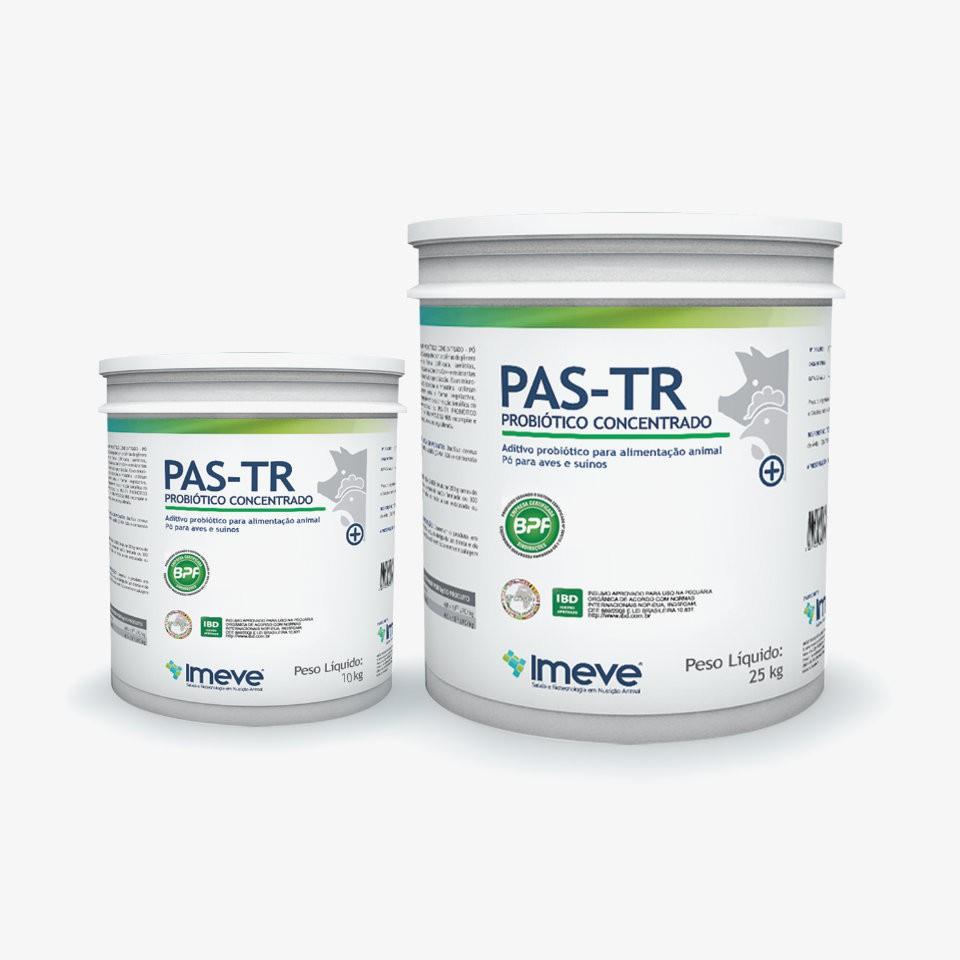 PAS-TR Probiótico Concentrado - Aditivo Probiótico Termorresistente para Aves e Suínos