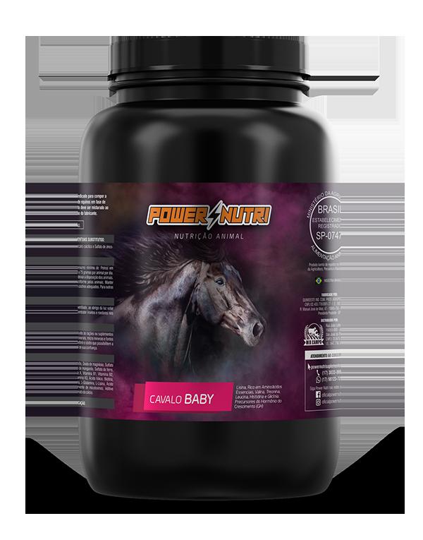Power Nutri Cavalo Baby