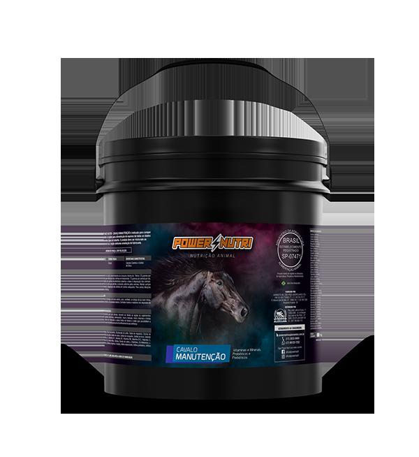 Power Nutri Cavalo Manutenção